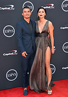 Alex Morgan &amp; Servando Carrasco  at the 2018 ESPY Awards at the Microsoft Theatre LA Live, Los Angeles, USA 18 July 2018<br /> Picture: Paul Smith/Featureflash/SilverHub 0208 004 5359 sales@silverhubmedia.com