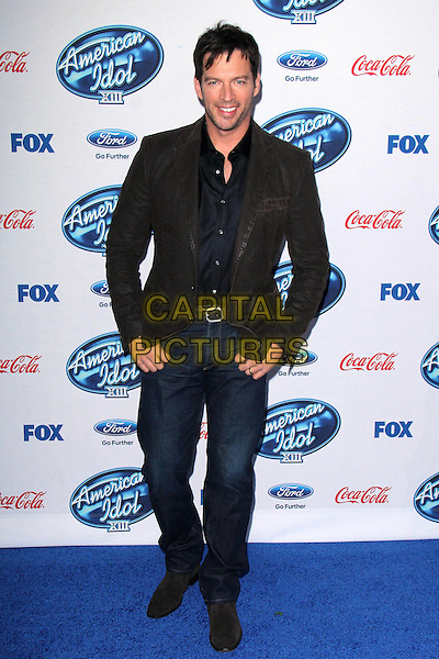 LOS ANGELES, CA - February 20: Harry Connick Jr. at the American Idol XIII Finalists Party, Fig &amp; Olive, Los Angeles,  February 20, 2014. <br /> CAP/MPI/JO<br /> &copy;Janice Ogata/MediaPunch/Capital Pictures