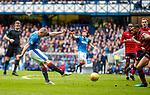 07.04.2018: Rangers v Dundee:<br /> Kenny Miller scores for Rangers