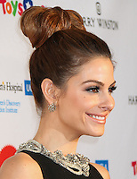 BEVERLY HILLS, CA, USA - APRIL 10: Maria Menounos at the Kaleidoscope Ball - Designing The Sweet Side Of L.A. held at The Beverly Hills Hotel on April 10, 2014 in Beverly Hills, California, United States. (Photo by Celebrity Monitor)