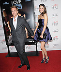 Jacinda Barrett and Gabriel Macht attends the AFI Fest 2010 Opening Gala - Love & Other Drugs World Premiere held at The Grauman's Chinese Theatre in Hollywood, California on November 04,2010                                                                               © 2010 Hollywood Press Agency