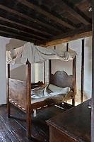 Europe/France/Aquitaine/64/Pyrénées-Atlantiques/Pays-Basque/Sare: La Maison Ortillopitz - Une chambre
