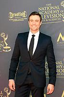 PASADENA - APR 30: Daniel Goddard at the 44th Daytime Emmy Awards at the Pasadena Civic Center on April 30, 2017 in Pasadena, California