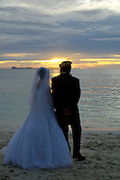JAPANESE WEDDING, PALAU MICRONESIA