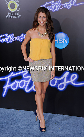 "SAMANTHA HARRIS.attends the ""Footloose""  Premiere at the Regency Village Theater, Westwood, Los Angeles_03/10/2011.Mandatory Photo Credit: ©Crosby/Newspix International. .**ALL FEES PAYABLE TO: ""NEWSPIX INTERNATIONAL""**..PHOTO CREDIT MANDATORY!!: NEWSPIX INTERNATIONAL(Failure to credit will incur a surcharge of 100% of reproduction fees).IMMEDIATE CONFIRMATION OF USAGE REQUIRED:.Newspix International, 31 Chinnery Hill, Bishop's Stortford, ENGLAND CM23 3PS.Tel:+441279 324672  ; Fax: +441279656877.Mobile:  0777568 1153.e-mail: info@newspixinternational.co.uk"