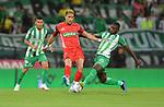 Atlético Nacional igualó 0-0 ante Patriotas. Fecha 2 Liga Águila II-2018.