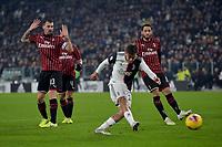2019 Serie A Football Juventus v AC Milan Nov 10th
