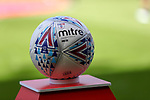 Mitre Delta during the English championship league match at Bramall Lane Stadium, Sheffield. Picture date 5th August 2017. Picture credit should read: Jamie Tyerman/Sportimage