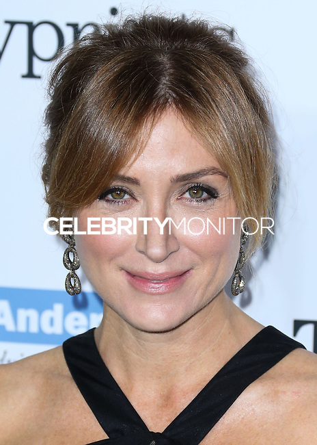 CULVER CITY, LOS ANGELES, CA, USA - NOVEMBER 08: Sasha Alexander arrives at the 3rd Annual Baby2Baby Gala held at The Book Bindery on November 8, 2014 in Culver City, Los Angeles, California, United States. (Photo by Xavier Collin/Celebrity Monitor)