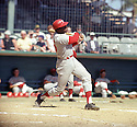 Philadelphia Phillies Richie Allen(15 ) during a game from his 1968 season with the Philadelphia Phillies. Richie Allen played for 15 years with 5 different teams. He was 7-time All-Star and was the 1972 American League MVP.