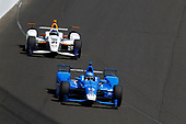 Verizon IndyCar Series<br /> Indianapolis 500 Carb Day<br /> Indianapolis Motor Speedway, Indianapolis, IN USA<br /> Friday 26 May 2017<br /> Tony Kanaan, Chip Ganassi Racing Teams Honda<br /> World Copyright: Phillip Abbott<br /> LAT Images<br /> ref: Digital Image abbott_indy_0517_27801