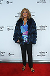 "Denise Eisenberg Rich arrives at the Clive Davis: ""The Soundtrack Of Our Lives"" world premiere for the Opening Night of the 2017 TriBeCa Film Festival on April 19, 2017 at Radio City Music Hall."