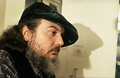 Apr 01, 1989: DR JOHN - Photosession in Brussels Belgium