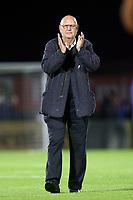 Dagenham manager John Still after Boreham Wood vs Dagenham & Redbridge, Vanarama National League Football at Meadow Park on 8th August 2017