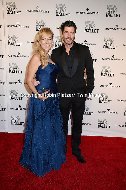 Rene Fris attends the New York City Ballet Spring 2014 Gala on May 8, 2014 at David Koch Theatre in Lincoln Center in New York City, NY, USA.