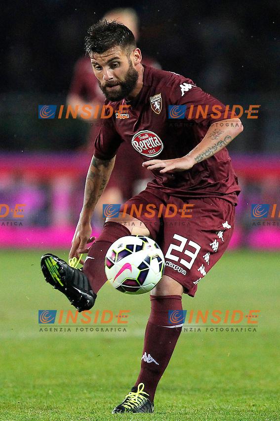 Antonio Nocerino Torino, Torino 7-8-2014, Stadio Olimpico, Football Calcio 2014/2015 Europa League, Torino - Brommapojkarna, Foto Marco Bertorello/Insidefoto