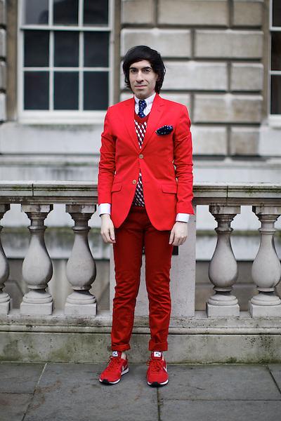 Jai'me Jan at London Fashion Week