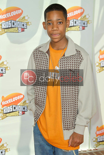 Tyler James Williams<br />