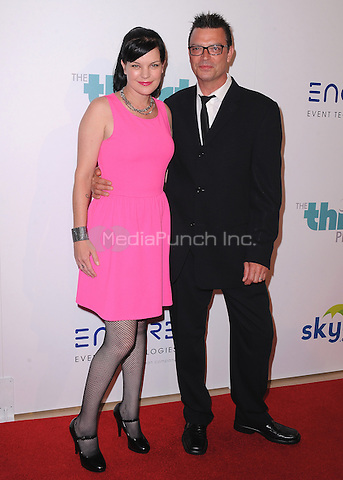 BEVERLY HILLS, CA - JUNE 24:  Pauley Perrette at the 5th Annual Thirst Gala at the Beverly Hilton Hotel on June 24, 2014 in Beverly Hills, California. PGSK/MediaPunch