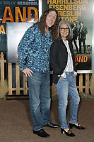 """LOS ANGELES - OCT 11:  Weird Al Yankovic, Suzanne Krajewski at the """"Zombieland Double Tap"""" Premiere at the TCL Chinese Theater on October 11, 2019 in Los Angeles, CA"""