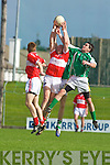 Saint Brendans v Dingle in County Championship clash at Austin Stack Park on Sunday.