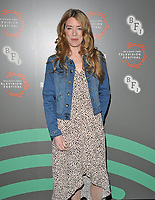 """Annabel Jones at the """"Black Mirror"""" BFI & Radio Times Television Festival screening, BFI Southbank, Belvedere Road, London, England, UK, on Sunday 14th April 2019.<br /> CAP/CAN<br /> ©CAN/Capital Pictures"""
