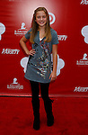 "LOS ANGELES, CA. - October 04: Actor Madison Davenport arrives at Variety's ""Power Of Youth"" to Benefit St. Jude presented by Target at L.A. Live on October 4, 2008 in Los Angeles, California."