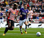Billy Sharp of Sheffield Utd during the Championship match at the Stadium of Light, Sunderland. Picture date 9th September 2017. Picture credit should read: Simon Bellis/Sportimage