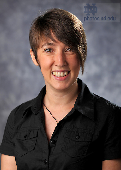 Sabrina Ferri..Photo by Matt Cashore/University of Notre Dame