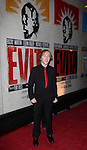 Michael Alden.attending the Broadway Opening Night Performance of 'EVITA' at the Marquis Theatre in New York City on 4/6/2012