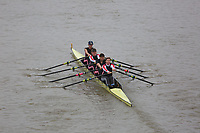 Crew: 158   Mortlake, Anglian & Alpha (Brown)   WC 4x<br /> <br /> Veteran Fours Head 2017<br /> <br /> To purchase this photo, or to see pricing information for Prints and Downloads, click the blue 'Add to Cart' button at the top-right of the page.