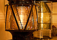 Fresnel Lens, Maine Lighthouse Museum, Rockland, Maine, ME, USA