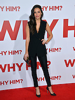 Actress Chloe Bridges at the world premiere of &quot;Why Him?&quot; at the Regency Bruin Theatre, Westwood. December 17, 2016<br /> Picture: Paul Smith/Featureflash/SilverHub 0208 004 5359/ 07711 972644 Editors@silverhubmedia.com