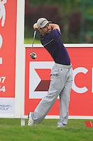 Trevor immelman (RSA) on the 12th tee during Round 3 of the CIMB Classic in the Kuala Lumpur Golf & Country Club on Saturday 1st November 2014.<br /> Picture:  Thos Caffrey / www.golffile.ie