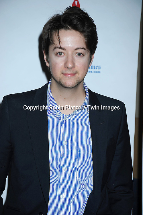 "Bradford Anderson  posing for photographers at The ABC Daytime Salutes Broadway Cares/ Equity Fights Aids "" An Evening of Musical Entertainment and Comedy""  Benefit after party  on March 13, 2011 at the Marriott Marquis Hotel in New York City."