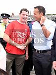 An Taoiseach leo Varadkar at Fleadh Ceoil na hEireann. Photo:Colin Bell/pressphotos.ie