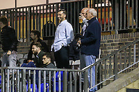 Match action from the London Old Boys Senior Cup Final between Old Parmiterians and Old Hamptonians at Dulwich Hamlet Football Club, Dulwich, England on 11 May 2016. Photo by David Horn/PRiME Media Images.