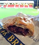 Dunfermline's Steak Bridie. Top nosh