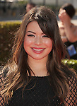 LOS ANGELES, CA - SEPTEMBER 15: Miranda Cosgrove arrives at the 2012 Primetime Creative Arts Emmy Awards at Nokia Theatre L.A. Live on September 15, 2012 in Los Angeles, California.