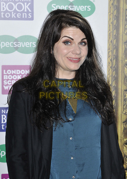 LONDON, ENGLAND - NOVEMBER 26: Caitlin Moran attends the Specsavers National Book Awards 2014, Foreign &amp; Commonwealth Office, King Charles St., on Wednesday November 26, 2014 in London, England, UK. <br /> CAP/CAN<br /> &copy;Can Nguyen/Capital Pictures