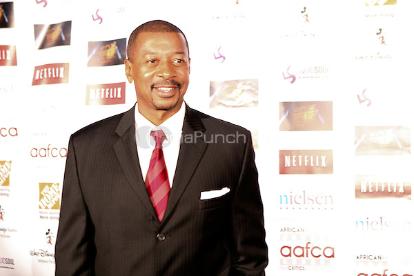 LOS ANGELES, CALIFORNIA - JANUARY 31: Robert Townsend at the African American Film Critics Association 5th Annual Awards Dinner on Friday Jan 31st, 2014  at the Taglyan Cultural Complex in Los Angeles, California. Photo Credit: RTNjohnson/MediaPunch.