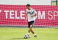 Mesut Oezil (Deutschland Germany) - 31.05.2018: Training der Deutschen Nationalmannschaft zur WM-Vorbereitung in der Sportzone Rungg in Eppan/Südtirol