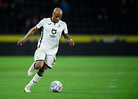 Swansea City's Andre Ayew<br /> <br /> Photographer Chris Vaughan/CameraSport<br /> <br /> The EFL Sky Bet Championship - Hull City v Swansea City -  Friday 14th February 2020 - KCOM Stadium - Hull<br /> <br /> World Copyright © 2020 CameraSport. All rights reserved. 43 Linden Ave. Countesthorpe. Leicester. England. LE8 5PG - Tel: +44 (0) 116 277 4147 - admin@camerasport.com - www.camerasport.com