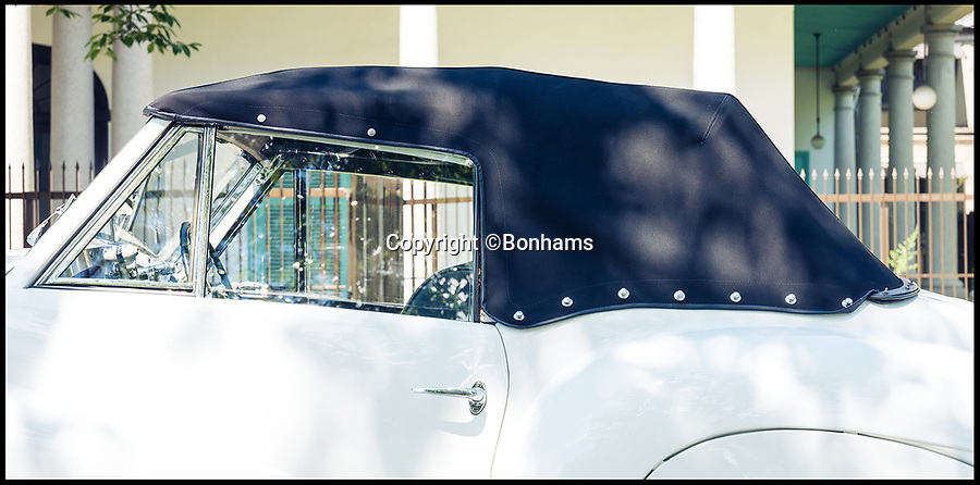 BNPS.co.uk (01202 558833)<br /> Pic: Bonhams/BNPS<br /> <br /> Yours for £300,000 - Does this stunning and ultra rare early Aston Martin float your boat?<br /> <br /> As the famous British marque is floated at the London Stock Exchange, Early boss David Brown's own DB1 is coming up for auction - one of only 15 of the original DB's ever made.<br /> <br /> The sleek and ultra rare Aston was built in 1948 for company boss Brown, and began the famous DB line later made famous by James Bond and countless celebrities in the 1960's.<br /> <br /> The Two-Litre Sports Drophead, also known as the DB1, was owned from new by Brown, the industrialist who transformed the firm into a global icon.<br /> <br /> Just 15 were ever produced, making it one of the most saught after Aston's ever to appear on the market.