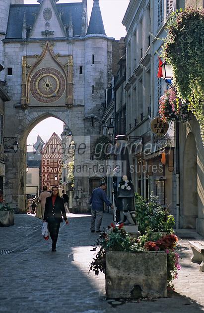 Europe/France/89/Yonne/Auxerre: Tour de l'Horloge XV ème siècle