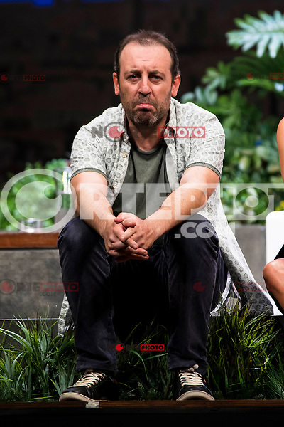 "Antonio Molero during the theater play ""El Test"" at Teatro Cofidis in Madrid. September 15, Spain. 2016. (ALTERPHOTOS/BorjaB.Hojas) /NORTEPHOTO"