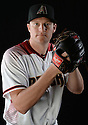 Arizona Diamondbacks Matt Reynolds (45) during photo day on February 28, 2016 in Scottsdale, AZ.