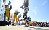 #48 Paul Miller Racing Lamborghini Huracan GT3, GTD: Madison Snow, Bryan Sellers, #96 Turner Motorsport BMW M6 GT3, GTD: Dillon Machavern, Bill Auberlen, Don Yount, #86 Michael Shank Racing with Curb-Agajanian Acura NSX, GTD: Katherine Legge, Alvaro Parente