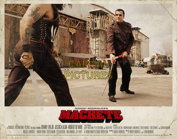 STEVEN SEAGAL.in Machete (2010) .*Filmstill - Editorial Use Only*.CAP/FB.Supplied by Capital Pictures.