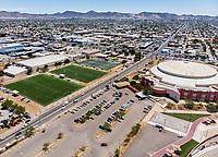 Vista aerea <br /> Campos Deportivos de la Liga Oxxo. Y CUM.<br /> <br /> <br /> <br /> Photo: (NortePhoto / LuisGutierrez)<br /> <br /> ...<br /> keywords: